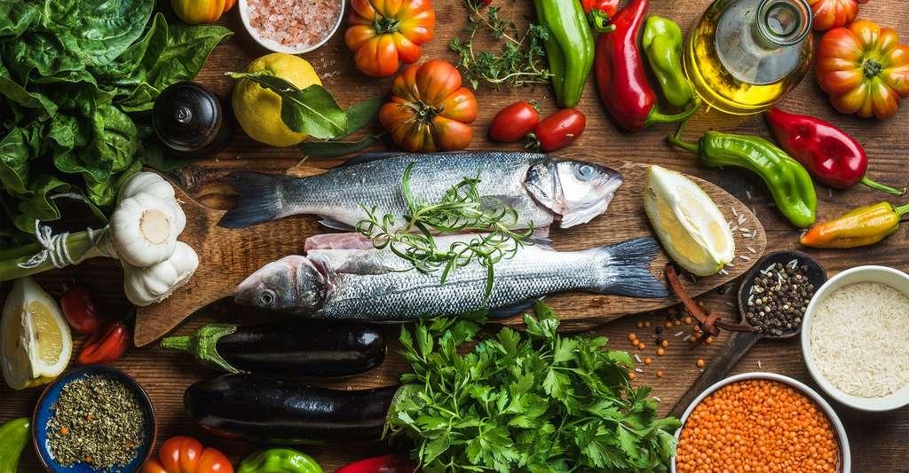 Le régime méditerranéen est le régime qui possède les meilleurs effets santé éprouvés scientifiquement. © Foxy Forest Manufacture, Adobe Stock