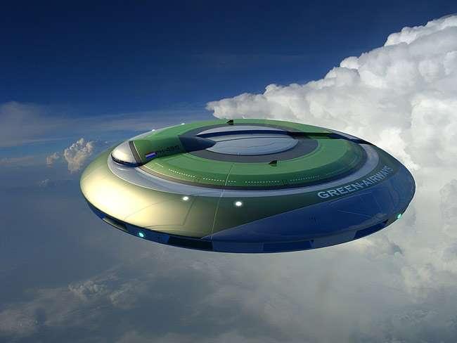 Projet CleanEra : pourquoi pas une soucoupe volante ?