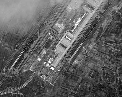 L'aéroport de Eleftherias Venizelas