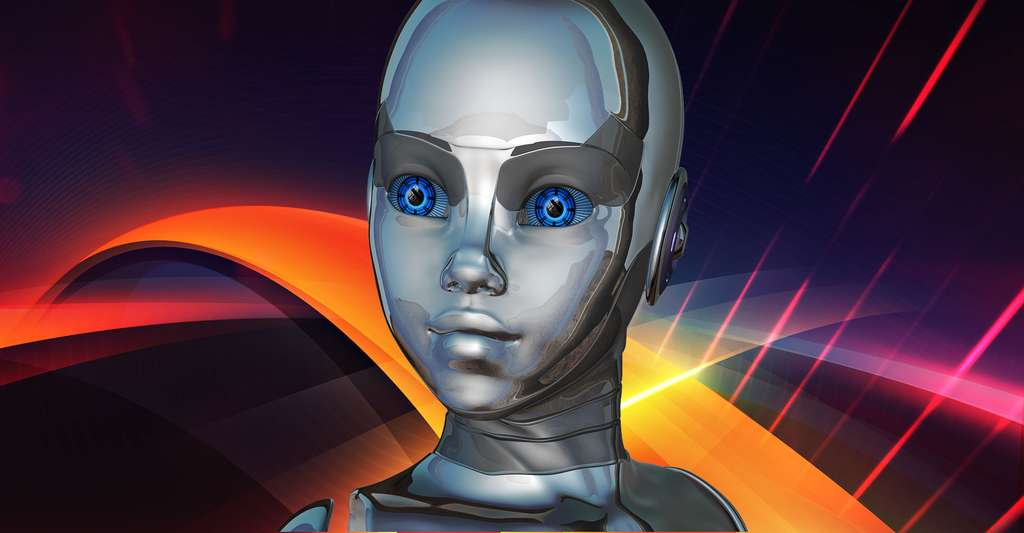 Quelle est l'histoire de la robotique ? Ici, jeune fille robot. © DrSJS, CCO