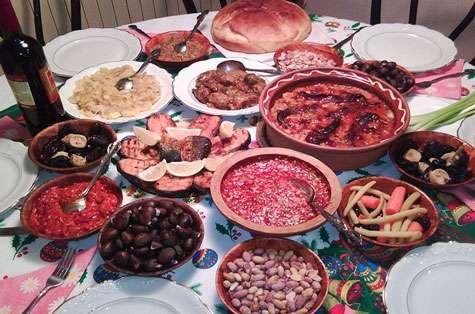 Aliments gras saturés facilitant l'inflammation rhumatologique et vasculaire. © domaine public