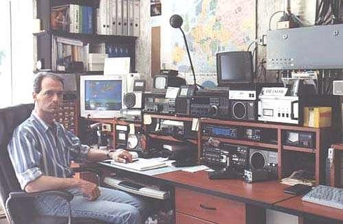 Station radio amateur