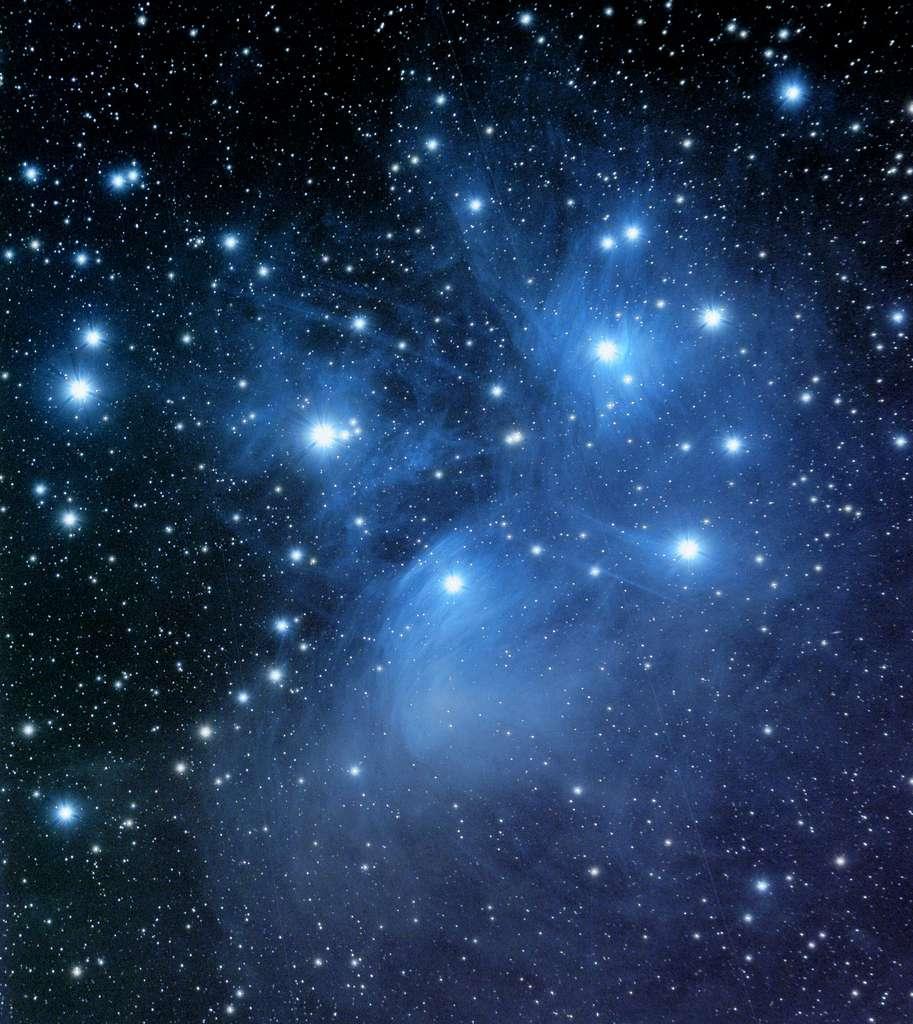 Les Pléiades M45