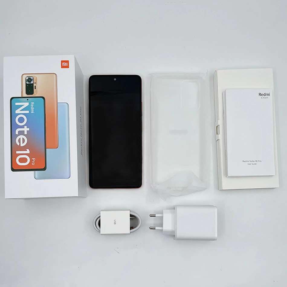 Le Xiaomi Redmi Note 10 Pro © AliExpress