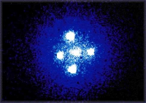 Croix d'Einstein