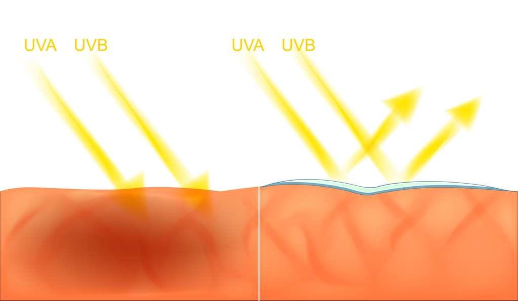 Les UVA et UVB sont les principaux rayons dont il faut se protéger. © Artemida-psy, Fotolia