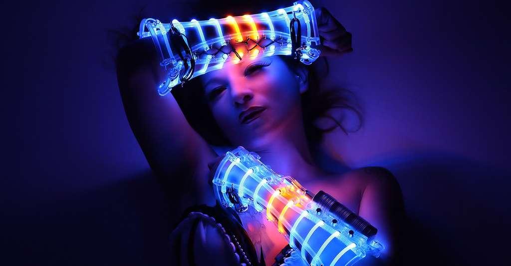 Ensemble LED crée par Beo Beyond. © Beo Beyond, CC BY 3.0