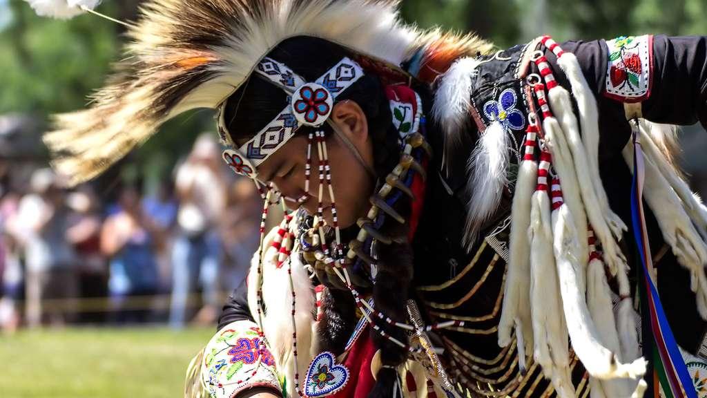Les Mohawks, l'une des six grandes nations amérindiennes iroquoises