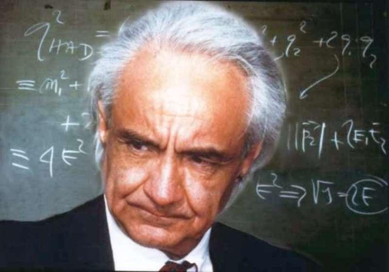 Antonino Zichichi a participé à plusieurs travaux importants en physique des particules au Cern et il a été le fondateur du fameux centre Ettore Majorana. © Ettore Majorana Foundation and Centre for Scientific Culture