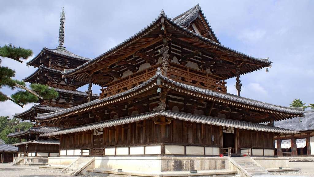 Le temple d'Hōryū-ji, le cœur de la culture japonaise