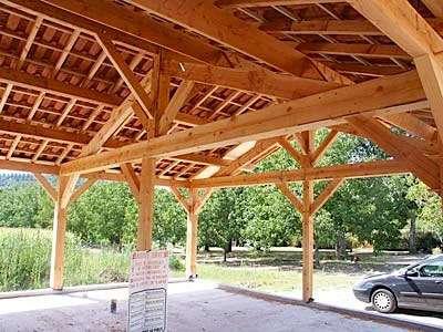 Quercy Construction Bois © la-maison-en-bois.com