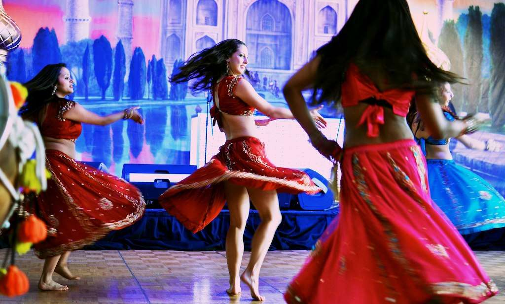 Danseuses style Bollywood © Earls37a Creative Commons Attribution 2.0 Generic license