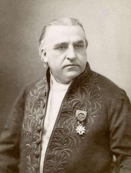 Jean-Martin Charcot était un illustre médecin du XIXe siècle qui exerçait à la Pitié-Salpêtrière. © DP