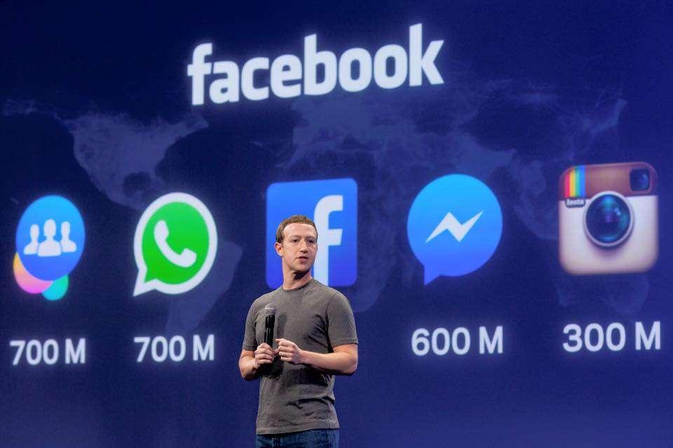 Mark Zuckerberg, le PDG de Facebook. © Thenewsminute.com