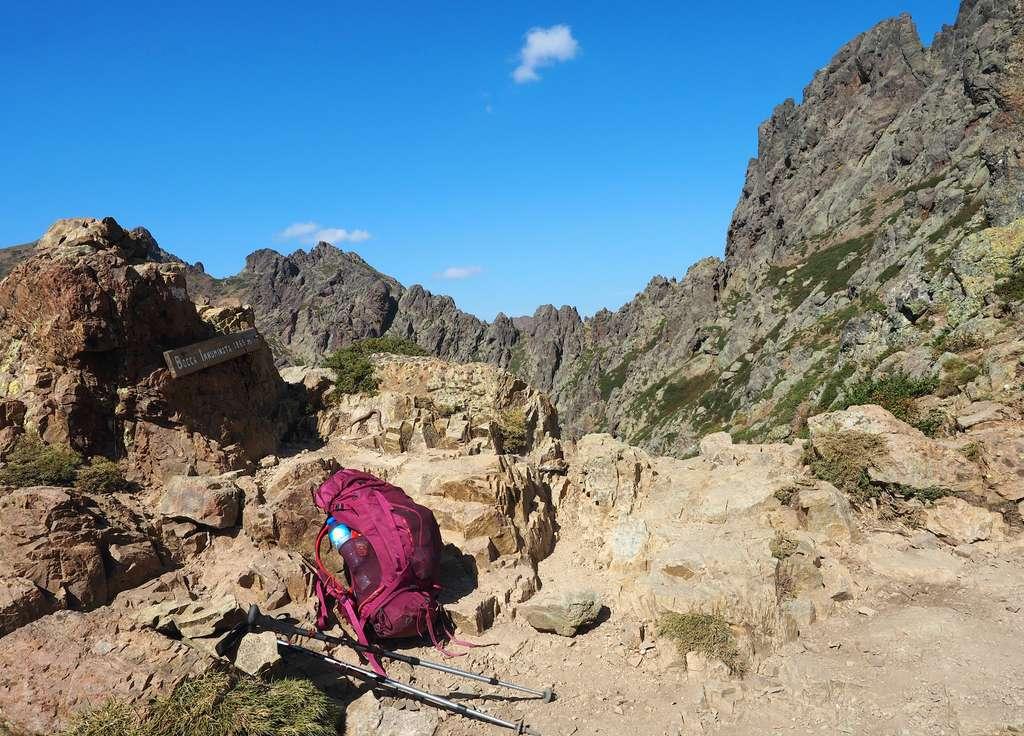 Pour venir à bout du GR20, les randonneurs doivent affronter pas moins de 14.000 mètres de dénivelé positif. © Ina Ludwig, Adobe Stock