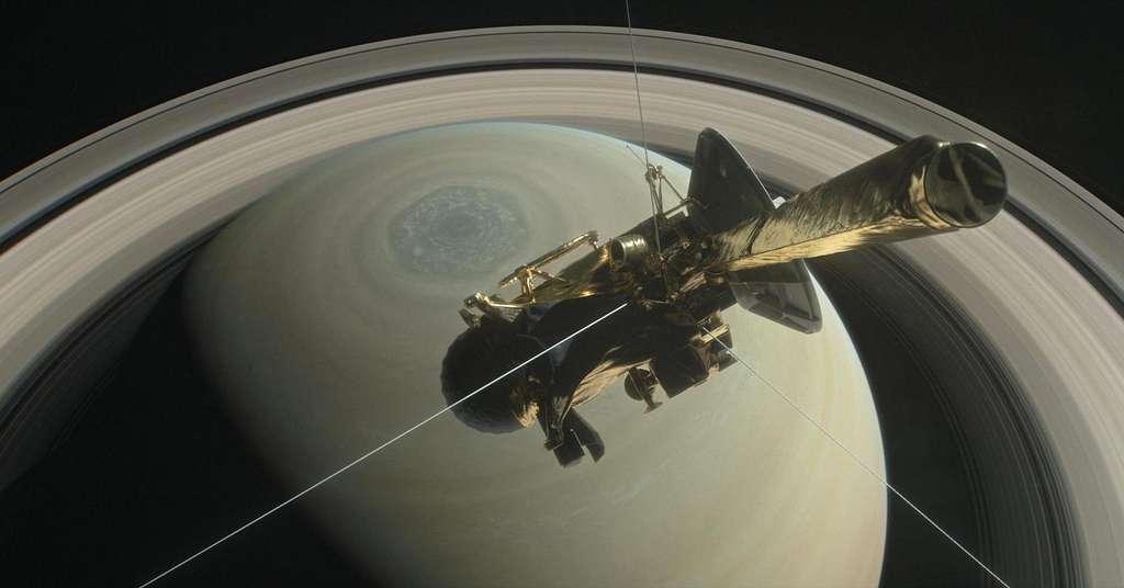 L'exploration de Saturne et de ses mondes