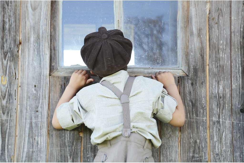 Qu'est-ce qui nous pousse à vouloir connaître l'inconnu ? La curiosité serait un attribut de l'intelligence humaine. © Adobe Stock