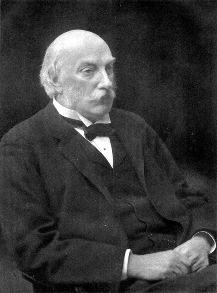 John William Strutt, plus connu sous son titre lord Rayleigh, était un physicien anglais. Il est lauréat du prix Nobel de physique de 1904. Il a conduit des travaux importants sur les ondes en physique. © DP, Wikipédia