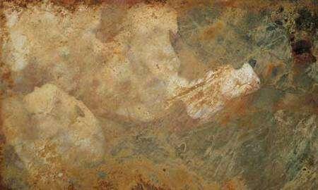 « Les mondes parallèles », tableau de Mauricio Escobar (détail).