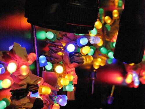 Une Led est un système d'éclairage par luminescence. © Mika Meskanen, Flickr CC by-nc-sa 2.0