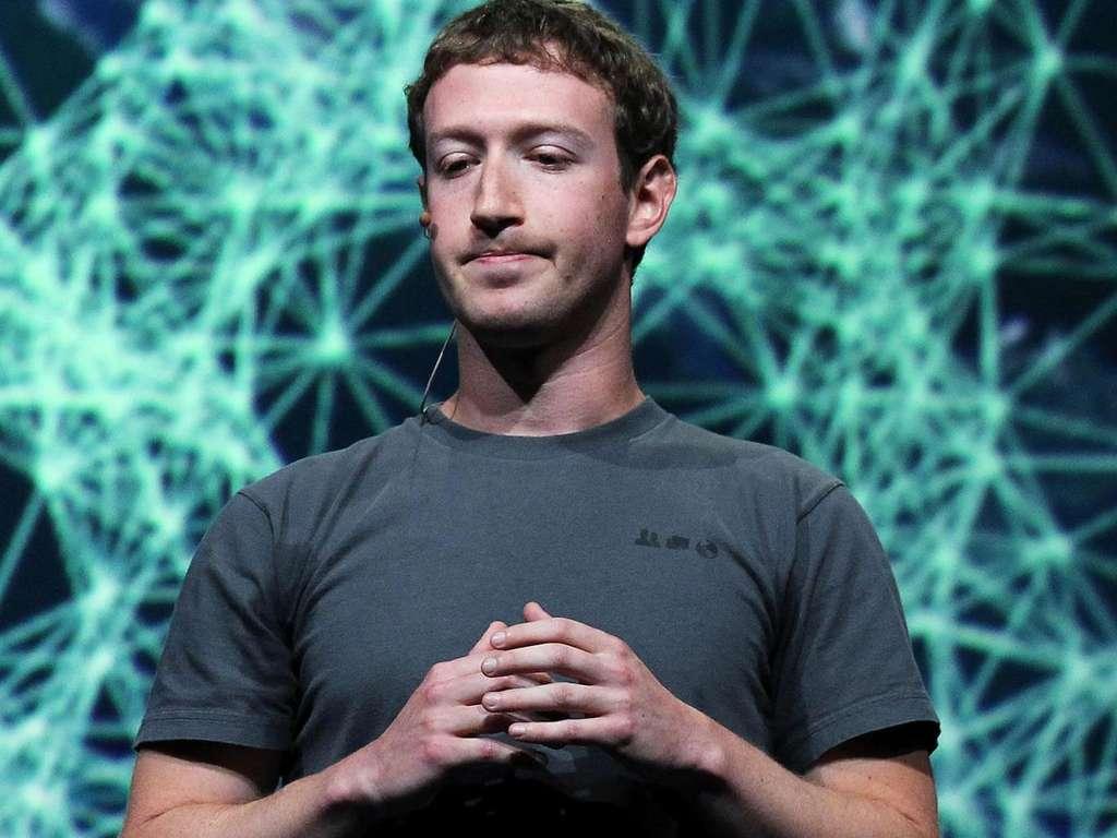 Mark Zuckerberg, le fondateur de Facebook, veut développer l'Internet par satellite en Afrique subsaharienne. De quoi créer de nouveaux utilisateurs de son réseau social. © Facebook
