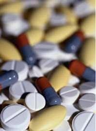 La plupart du temps, les médicaments contrefaits ne guérissent pas, bien au contraire... (Crédits : www.canadapharma.org)