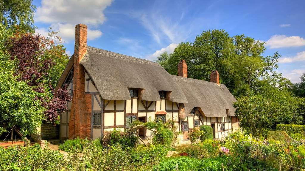 Le cottage d'Anne Hathaway