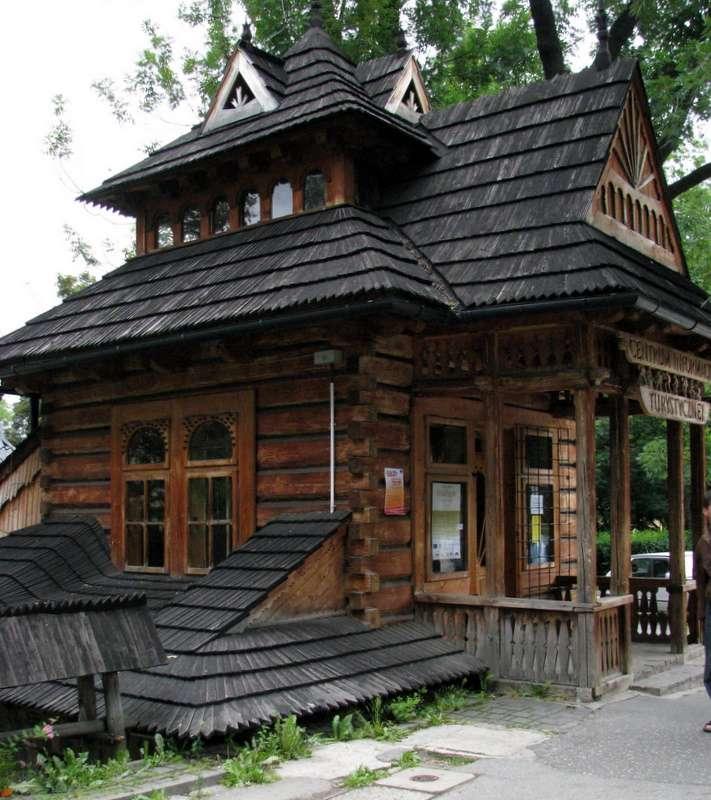 Maison polonaise