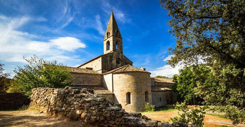 L'Abbaye du Thoronet. © Bonachera JF, CC BY-SA 4.0