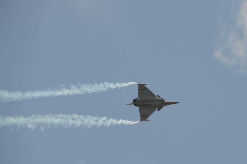 Le Rafale, un avion de combat impressionnant