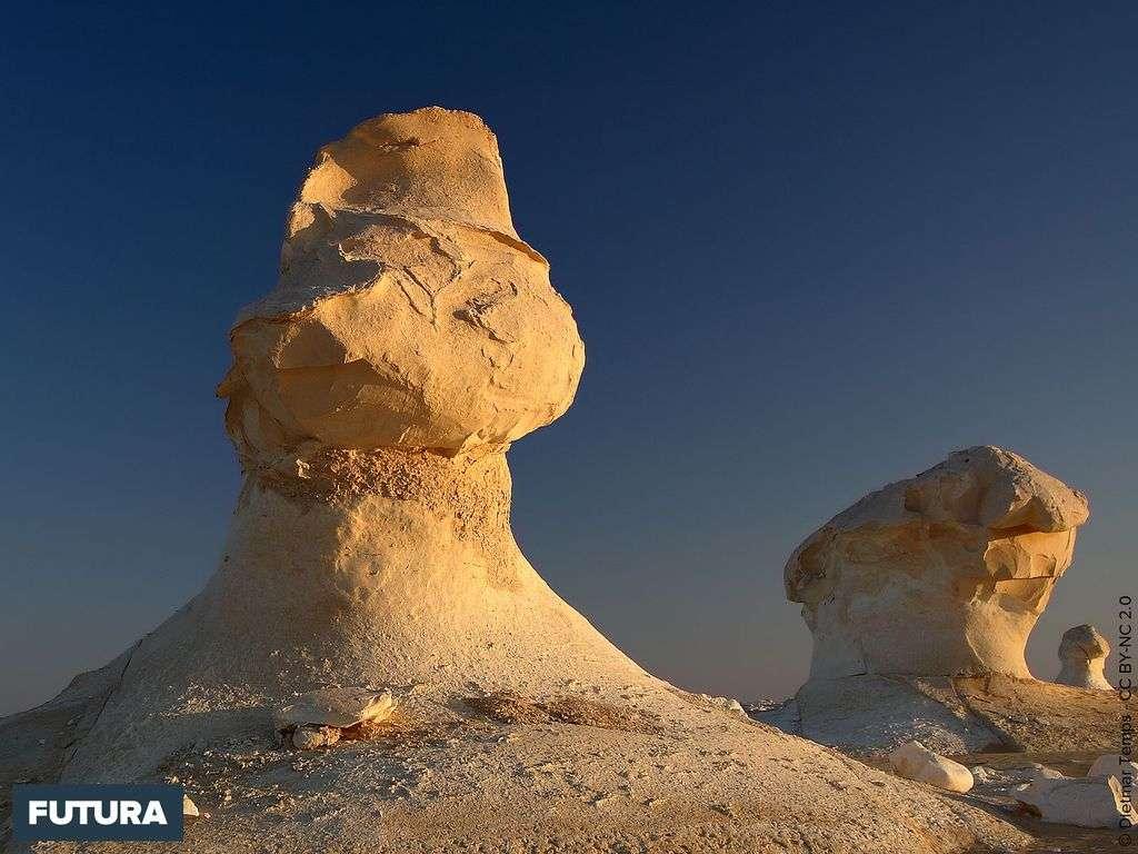 Désert Blanc Egypte