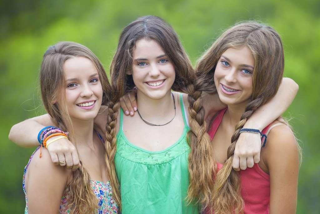 La puberté précoce peut être liée à la présence de perturbateurs endocriniens dans l'environnement. © godfer, Fotolia