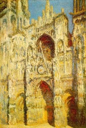 Monet - Cathédrale de Rouen