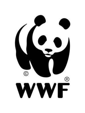 Le panda du WWF a élu Isabelle Autissier. © WWF