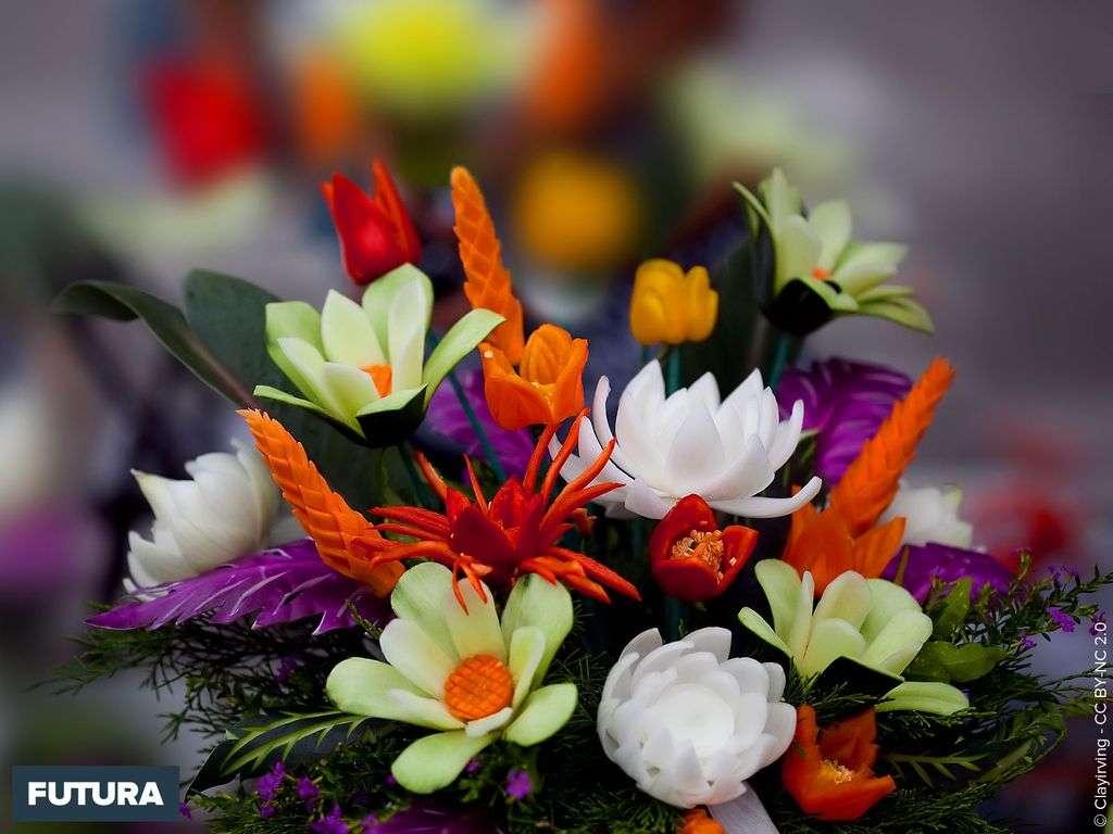 Art floral dThai
