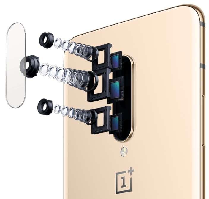 Beaucoup de capteurs, beaucoup de pixels pour des résultats très corrects, mais en deçà de Huawei, Samsung et Google. © OnePLus