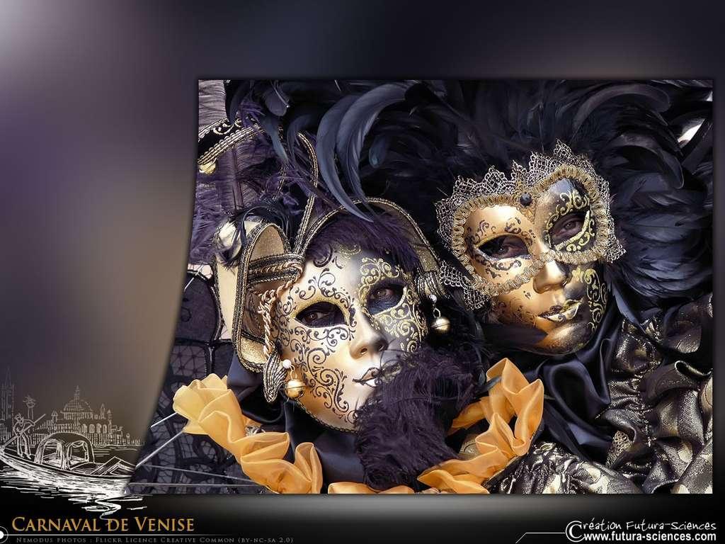 Carnaval de Venise : Arabesque