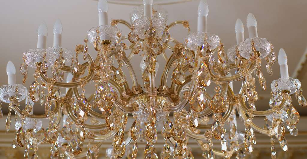 Le cristal de Baccarat est prestigieux. © Anna Baburkina, Shutterstock