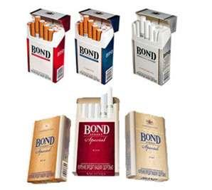 Pour prévenir un nouvel AVC, mieux vaut s'arrêter de fumer. Source : Wikimedia Commons, domaine public, adresse : http://commons.wikimedia.org/wiki/File:Bondstreet_cigarettes.JPG