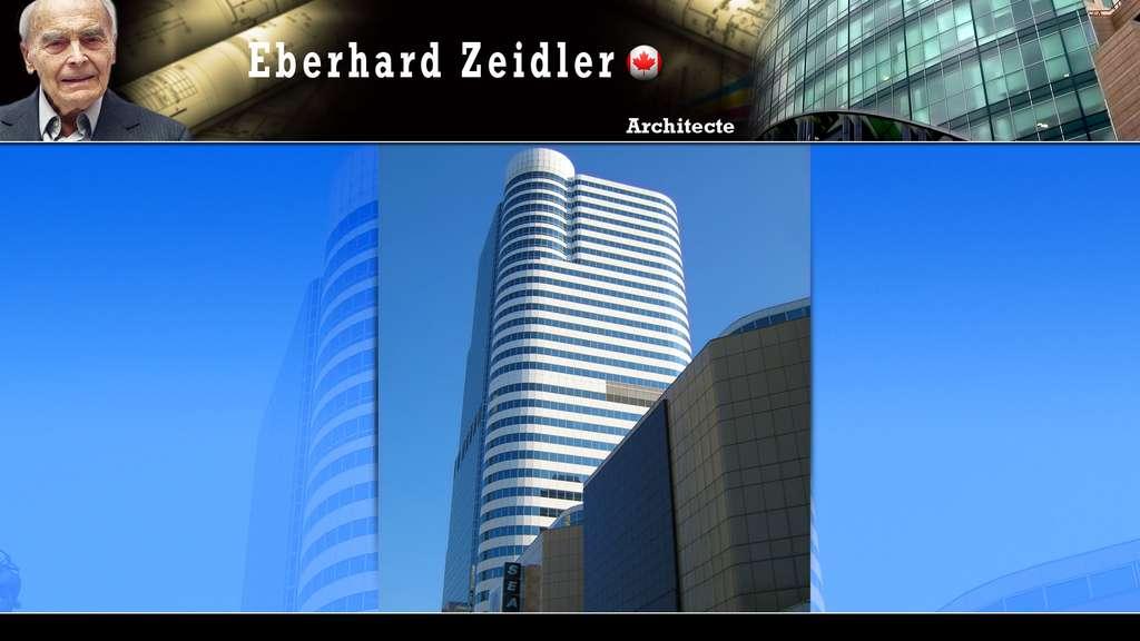 The 250 à Toronto au Canada, par Eberhard Zeidler