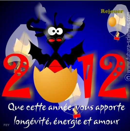Cliquez et envoyez la carte du Nouvel An chinois !