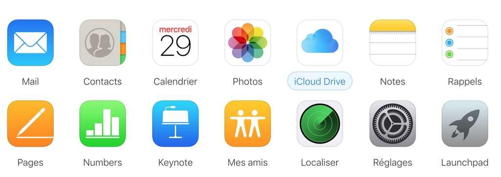 Pour les possesseurs d'iPhone, tout le contenu du mobile est sauvegardé sur iCloud. © Futura Sciences