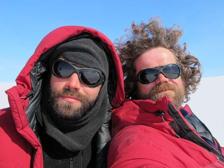 Groenland en avril 2011