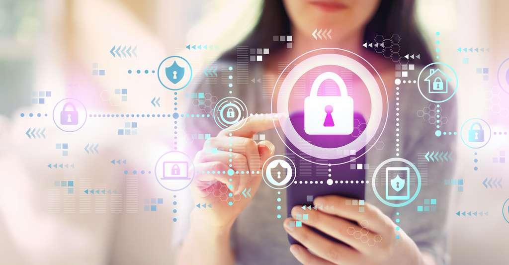 Parmi les plus grandes craintes des usagers en matière de serrure intelligente : celle du piratage. © Tierney, Adobe Stock