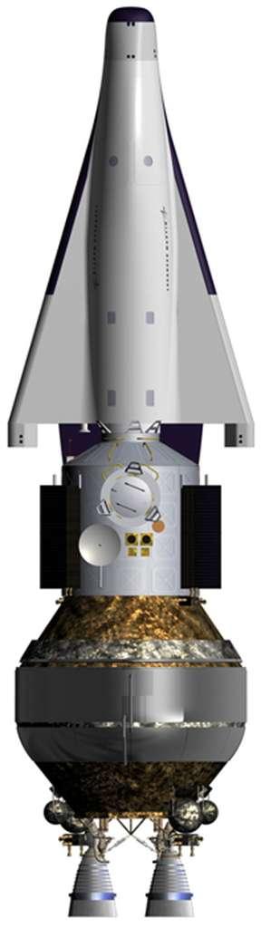 Véhicule d'exploration avec équipage : Le concept de Lockheed Martin