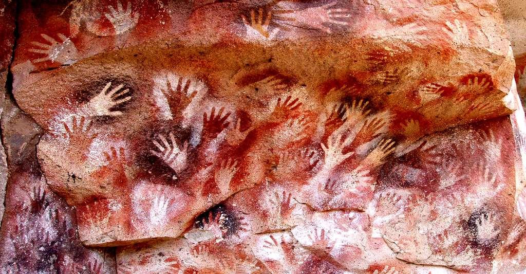 Peintures rupestres. © Mariano, CC by-sa 3.0