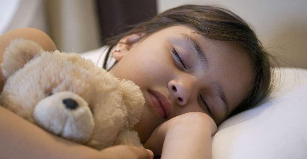 Le sommeil est important pour garder une excellente santé. © India Picture, Shutterstock
