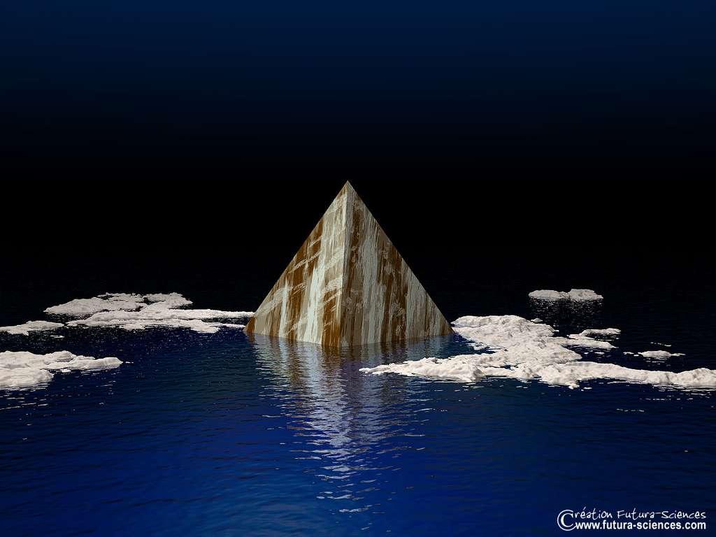Pyramide virtuelle