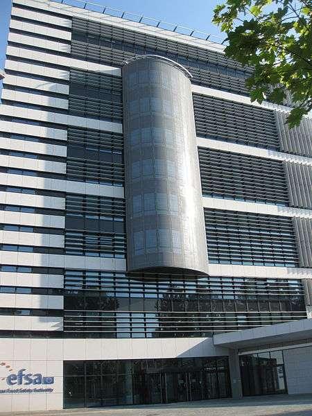 L'EFSA est l'autorité européenne de sécurité des aliments. Son siège se trouve à Parme en Italie. © Laura Garimberti, Wikimedia Commons, CC by-sa 3.0