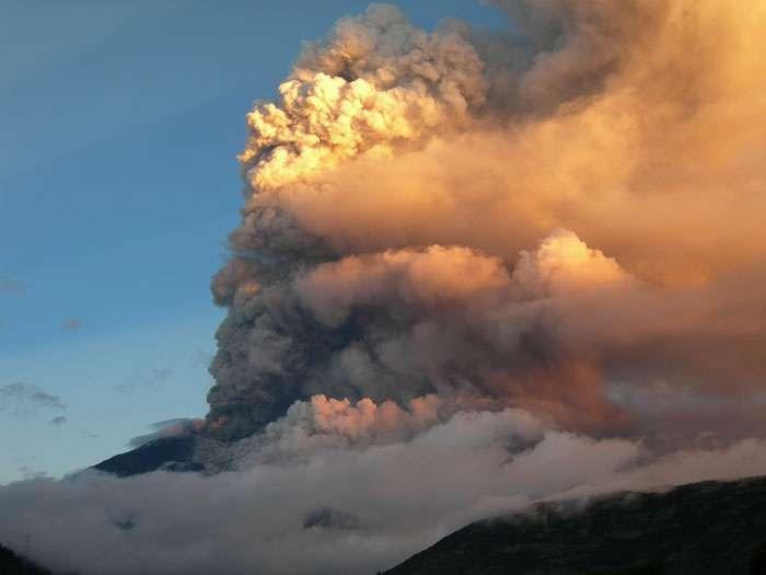 Equateur : Tungurahua